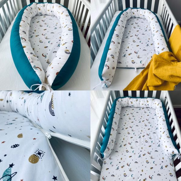 Baby nests & crib bumpers